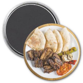 Imã Ímã mexicano do refrigerador do comensal