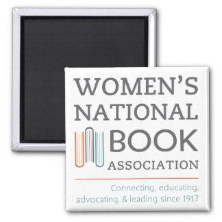 Imã Ímã nacional do logotipo da associação do livro