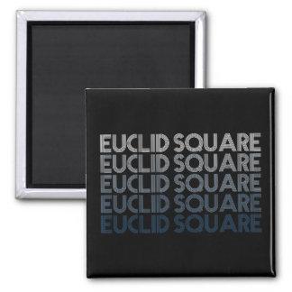 Imã Ímã quadrado do quadrado do inclinação de Euclid
