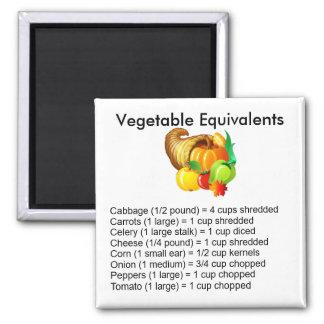 Imã Ímã quadrado dos equivalentes vegetais
