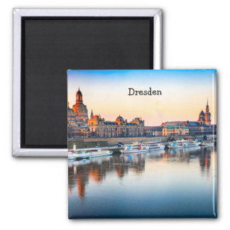 Imã Ímã quadrado Dresden