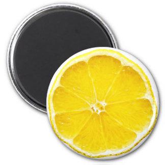 Imã Ímã redondo da fatia do limão