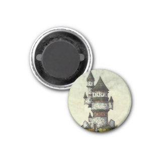 Imã Ímã redondo da torre do feiticeiro da propriedade