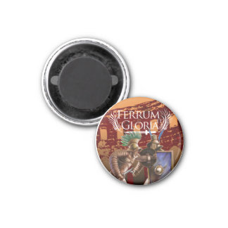 Imã Ímã redondo de Ferrum e de Gloria