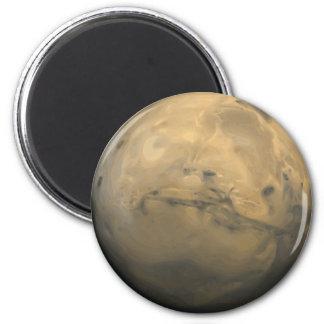 Imã Ímã redondo de Marte do planeta