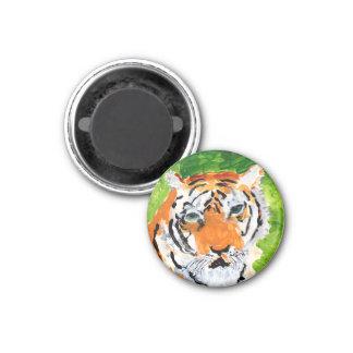 Imã Ímã redondo do tigre com alma