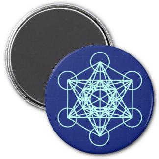 Imã Ímã sagrado da geometria de Metatron do arcanjo