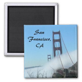 Imã Ímã - San Francisco, golden gate bridge