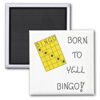 Imã Ímã sobre o Bingo