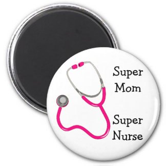 Imã Ímã super da enfermeira do estetoscópio