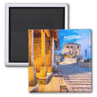 Imã Ímã velho da cidade de Mostar, Bósnia