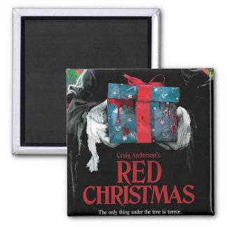 Imã Ímã vermelho do Natal