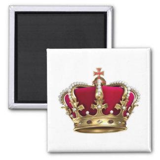 Imã Ímã vermelho do quadrado da coroa do Bloodline