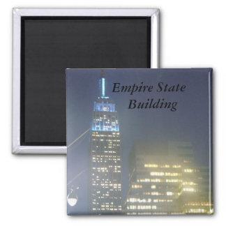 Imã Imagem viva do ímã do Empire State Building