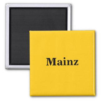 Imã Íman de Mainz escudo Gold Gleb