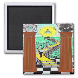Imã Ímãs maçónicos de Shriners
