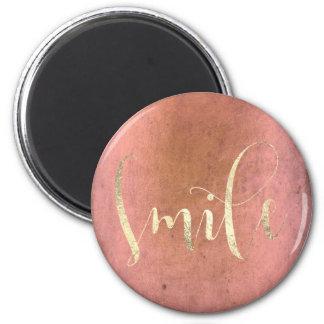 Imã Incentivo sujo cor-de-rosa mais foxier do ouro