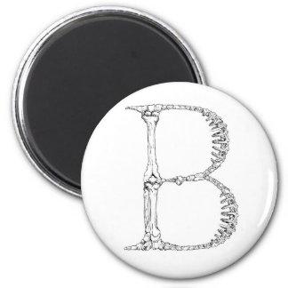Imã Inicial do osso da letra B
