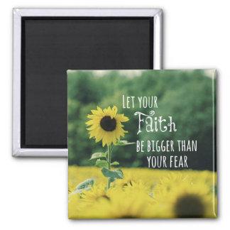Imã Inspirado: Deixe sua fé ser mais grande do que o