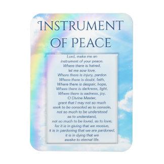 Ímã Instrumento da paz