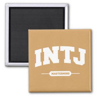 Imã INTJ - Espírito superior - estilo da universidade