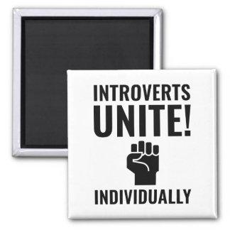 Imã Introverts unem-se