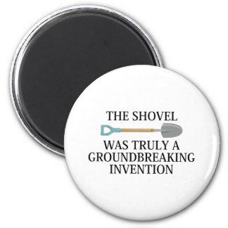 Imã Invenção inovador