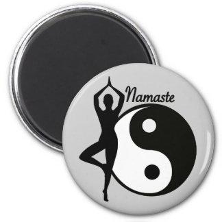 Imã Ioga Namaste