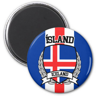 Imã Islândia