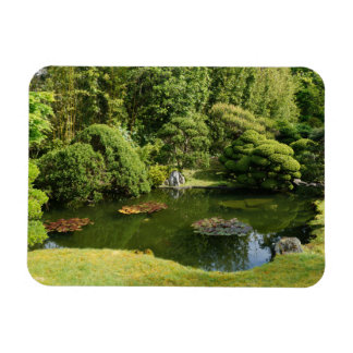 Ímã japonês da lagoa #3 do jardim de chá de San