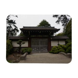 Ímã japonês do jardim de chá #4 de San Francisco