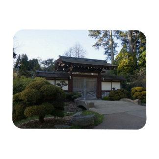 Ímã japonês do jardim de chá #5 de San Francisco