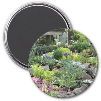 Imã Jardim PhotOriginal da casa de campo do primavera