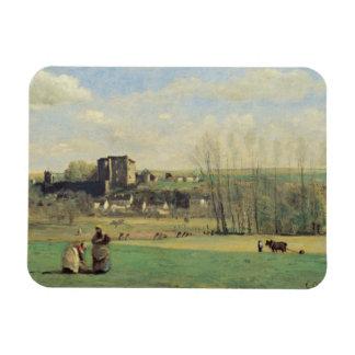 Ímã Jean-Baptiste-Camilo Corot - paisagem