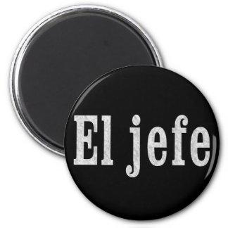 """Imã Jefe do EL """"o chefe """""""