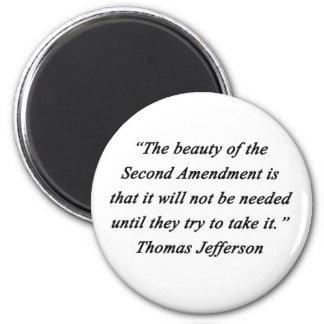 Imã Jefferson - segunda alteração