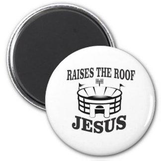 Imã Jesus aumenta o telhado yeah