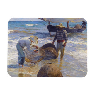 Ímã Joaquin Sorolla - pescador Valencian