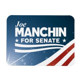 Ímã Joe Manchin para o Senado