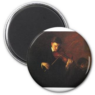 Imã Jogador do violino