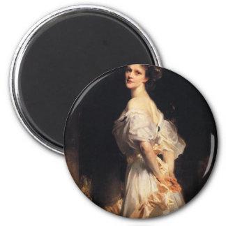 Imã John Singer Sargent - Nancy Astor - belas artes