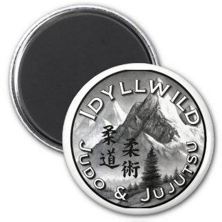 Imã Judo de Idyllwild e ímã de Jujutsu