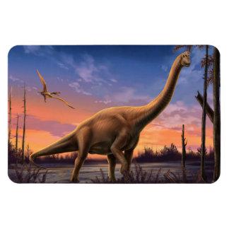 Ímã jurássico de Flexi do dinossauro