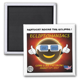 Imã Kentucky balança o eclipse!