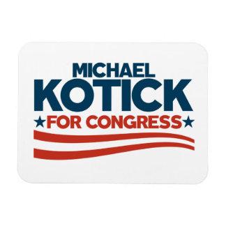Ímã Kotick - Michael Kotick -