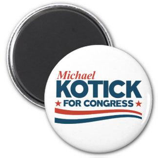 Imã Kotick - Michael Kotick para o congresso