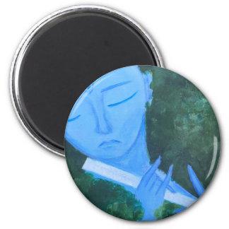 Imã Krishna com flauta