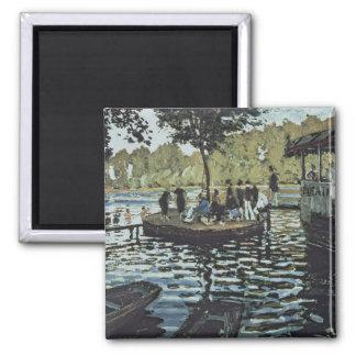 Imã La Grenouillere de Claude Monet |