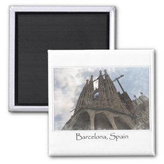 Imã La Sagrada Familia na espanha de Barcelona