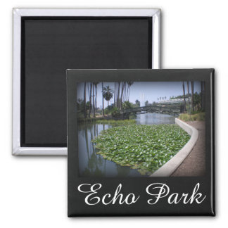 Imã Lago park do eco em Los Angeles, Califórnia